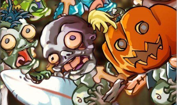 escape room casero zombie para niños y adolescentes