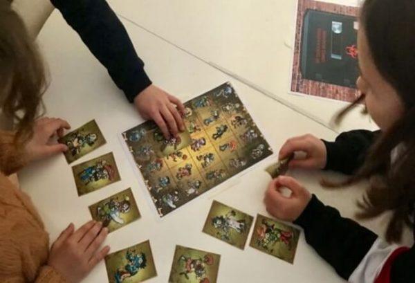 organizar un escaperoom como alternativa para entretener a los niños en Halloween