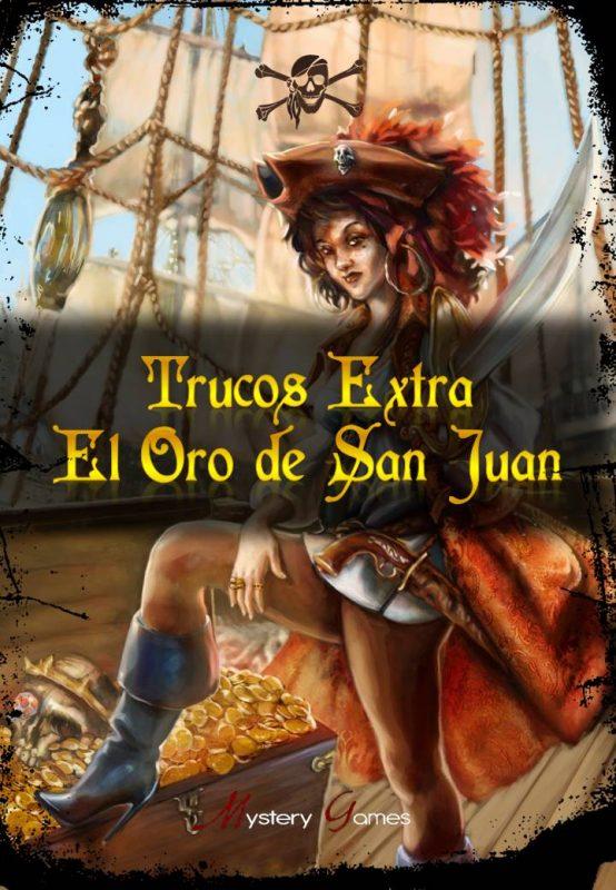 trucos para escape room piratas del caribe